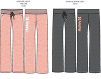 Hurley Winter 2012 Girl's One & Only Track Pants