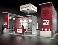 Walgreens Exhibit Design