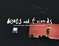 beats and friends / BRANDING / PHOTOGRAPHY