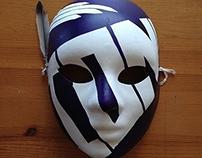 IONMATIKA Masks - Product Design - Character Design
