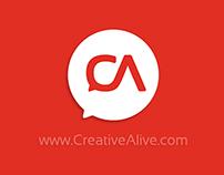 Branding Creative Alive