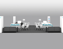 Internet Lounge Design | Institute of Retirement Funds