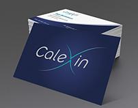 Calexin Logo & huisstijl