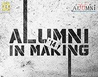 SAIC presents Alumni in Making'14