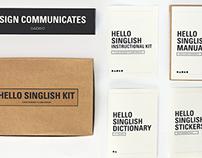 Editorial | Design communicates – Hello Singlish Kit