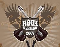Rock Weekend 2007 - 2008