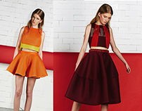 TandT ss 2014 campaign and lookbook