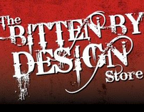 The Bitten By Design Store on Zazzle