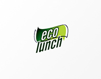 The ECOLUNCH logo & more