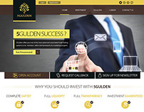 5 Gulden Website Design