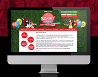 Sziget Festival | Student Ticket Program