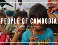 People of Cambodia, 2017.