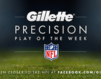 Gillette Precision Play of the Week