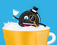 Oreo Illustrations