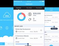 Cloud CRM Mobile App