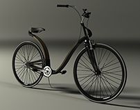BENTWOOD BICYCLE