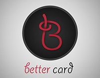 Better Card multiple logo designs