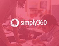 Simply360 - Branding