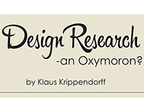Design Research - Infograph
