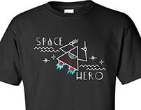 Space Hero Tee