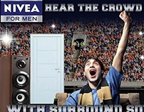 Nivea Flash Advertising