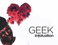 Geek EP Album Art