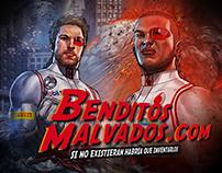 VODAFONE BENDITOS MALVADOS