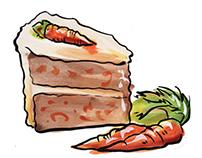 Illustrations - Livre de recettes familiale