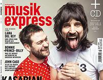 KASABIAN for Musikexpress