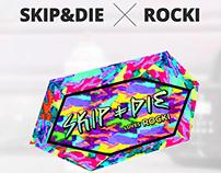 SKIP&DIE X ROCKI
