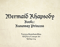 Concept Art_Mermaid Rhapsody Book:1_Part3