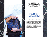 Eastpak Storycards 2014