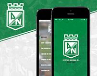 Atletico Nacional App