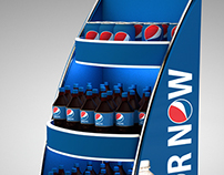 Pepsi Rack