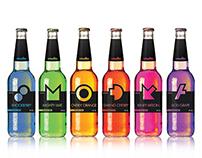 Smodka Cocktail Branding