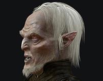 Real-time vampire model