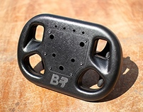 BR-15 Steering Wheel and Shift Mechanism | Manufacture
