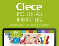 Web Clece Escuelas Infantiles
