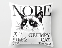 Nope Magazine. Feat. Grumpy Cat