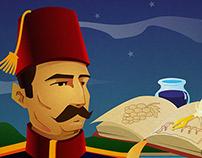 Ottoman Pasha's vineyard project
