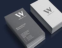 Wawasan Printers Design Identity
