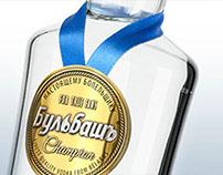 Bulbash Champion Vodka