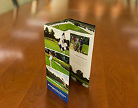 Golf Course Brochure