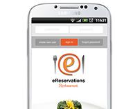 Android App + Website // eRezerwacje