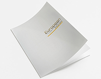 European Design - Jewellery Brochure
