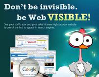 SEOstrich Website Design