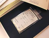 Quhji KLFW '14 Invitation Card