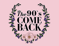 The 90`s Come Back