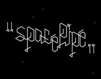 Spacepipe font