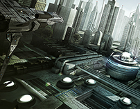 Industrial City 2090